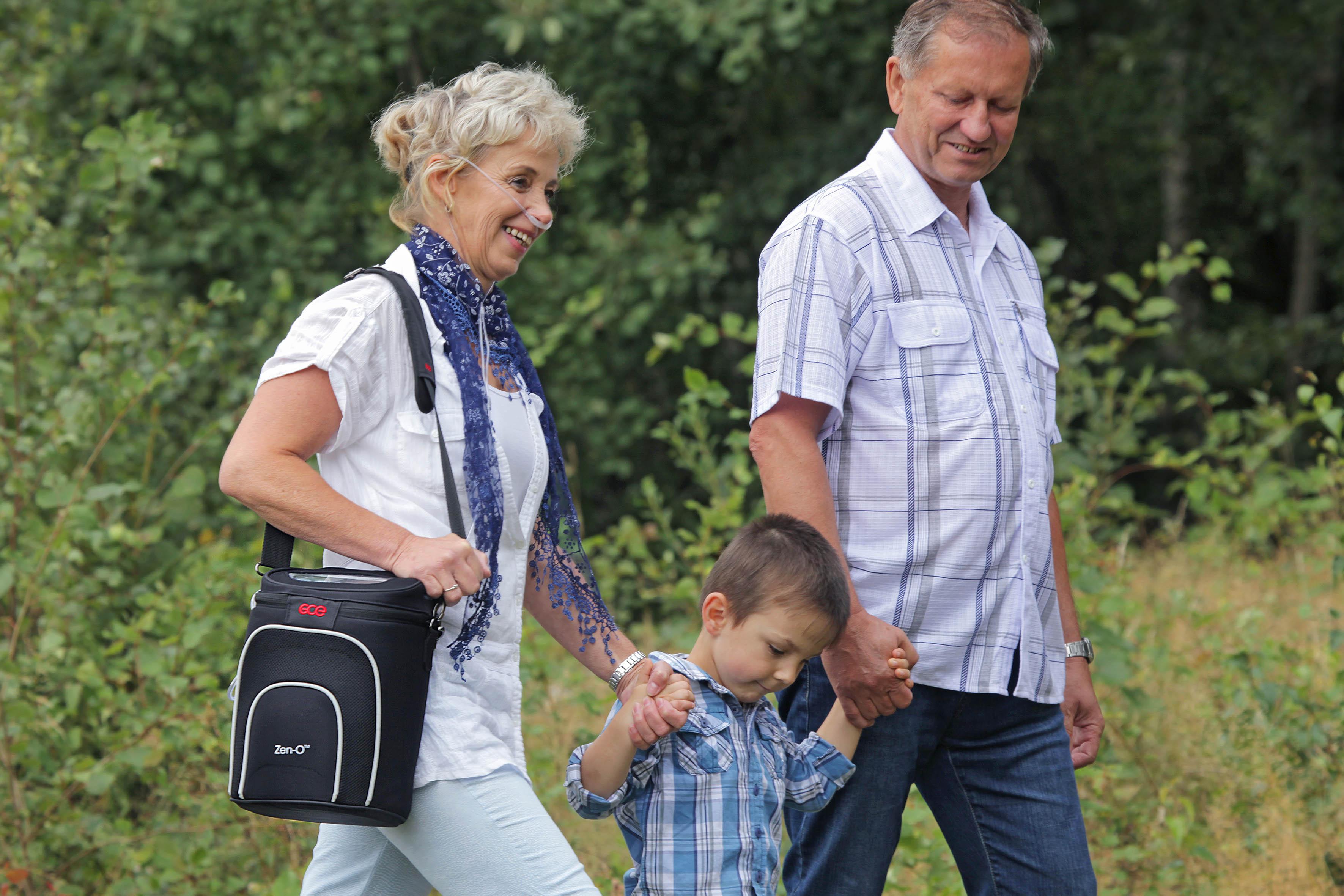 zen o portable oxygen concentrator manual