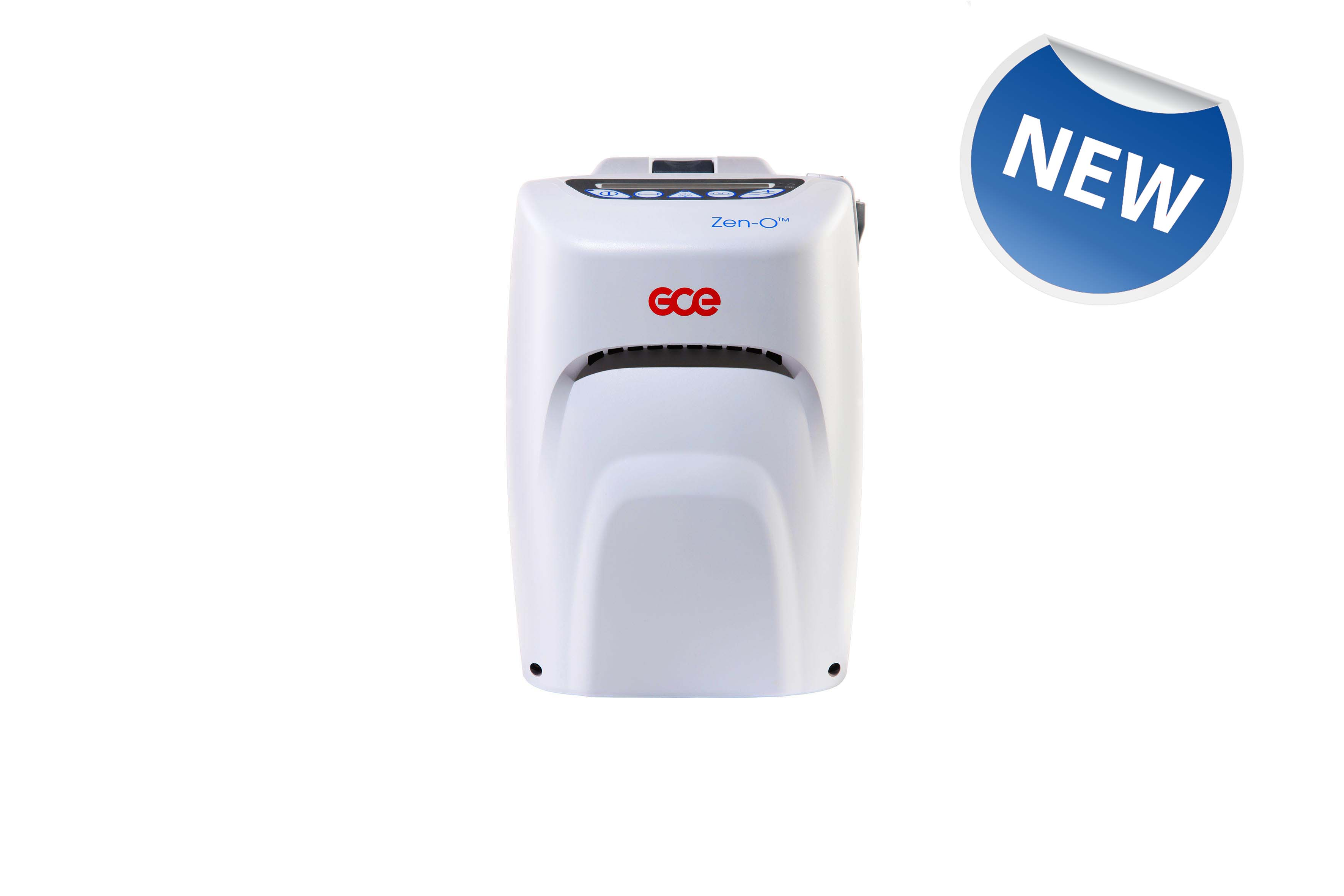 Zen-O™ PORTABLE OXYGEN CONCENTRATOR page image