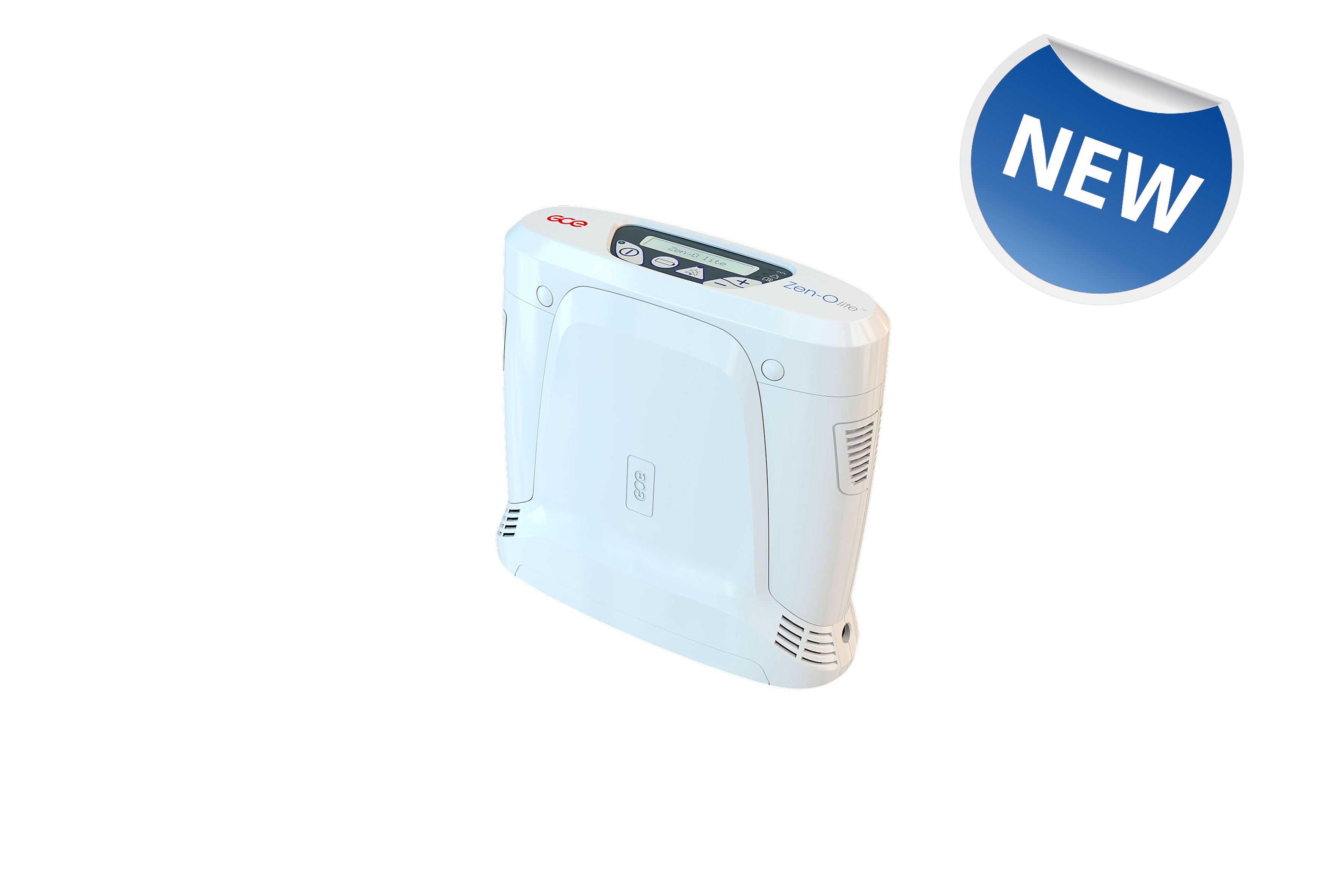 Zen-O lite™ PORTABLE OXYGEN CONCENTRATOR page image