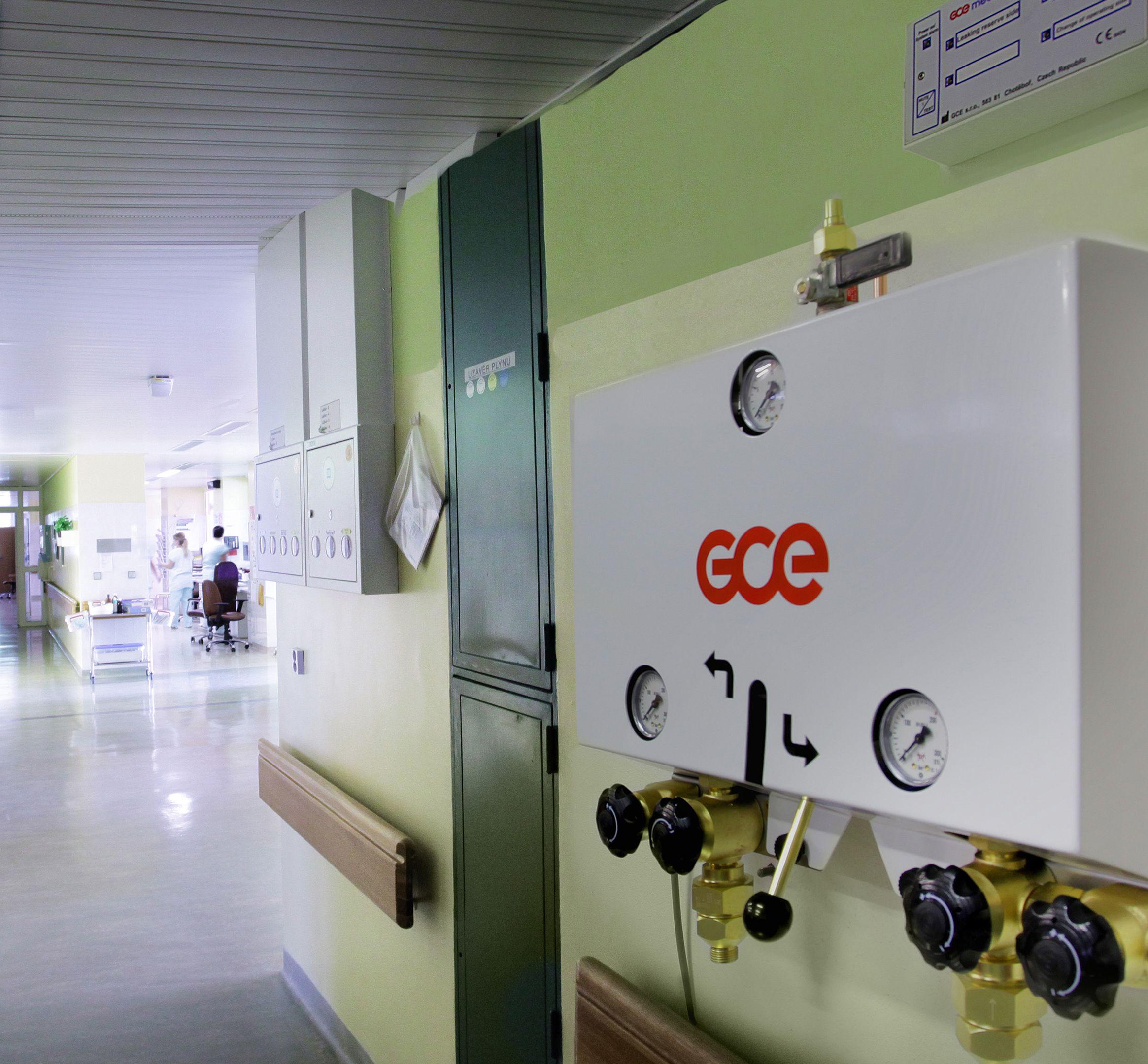 Hospital Gas Distribution page image