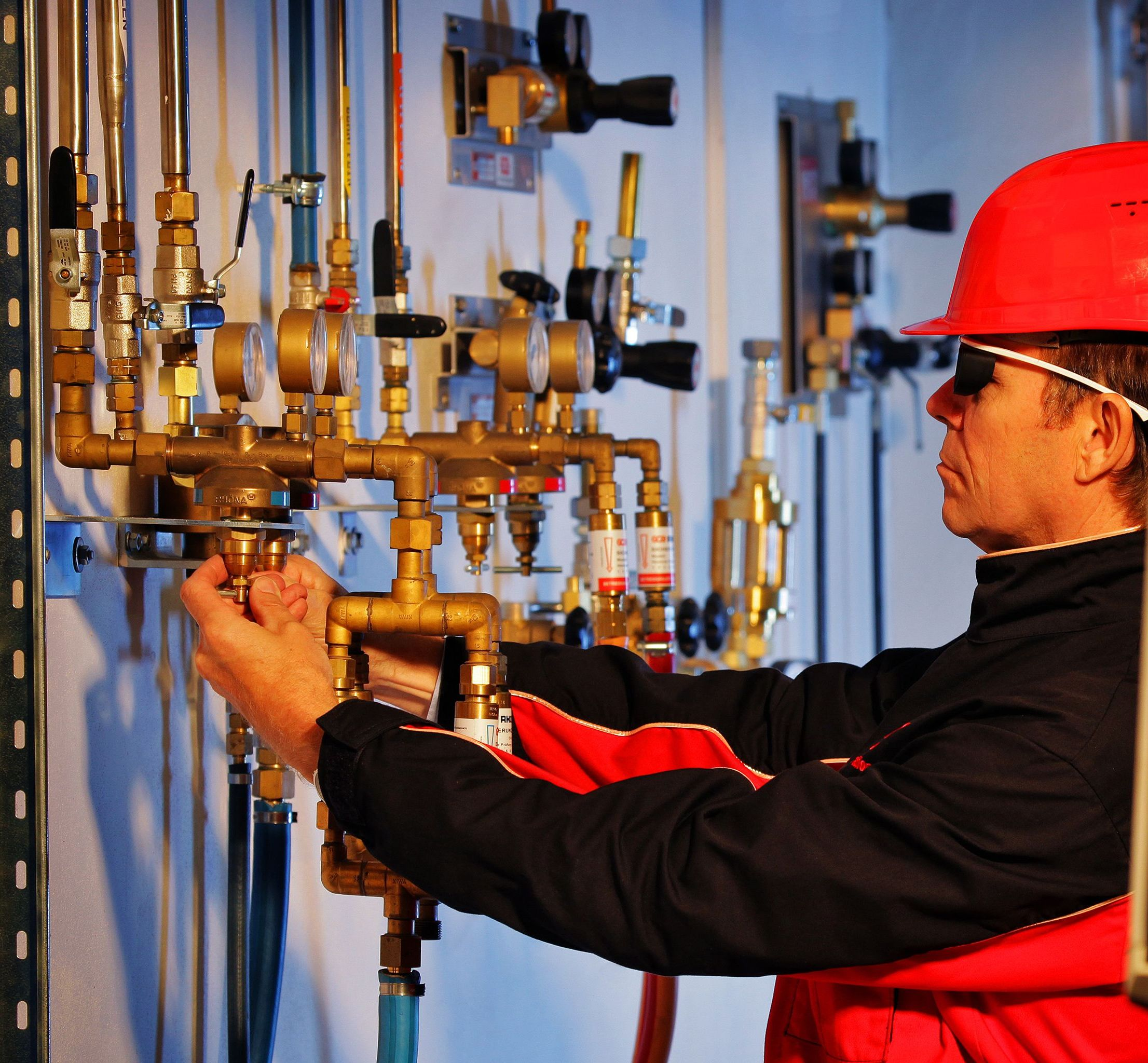 Gas Distribution Systems page image