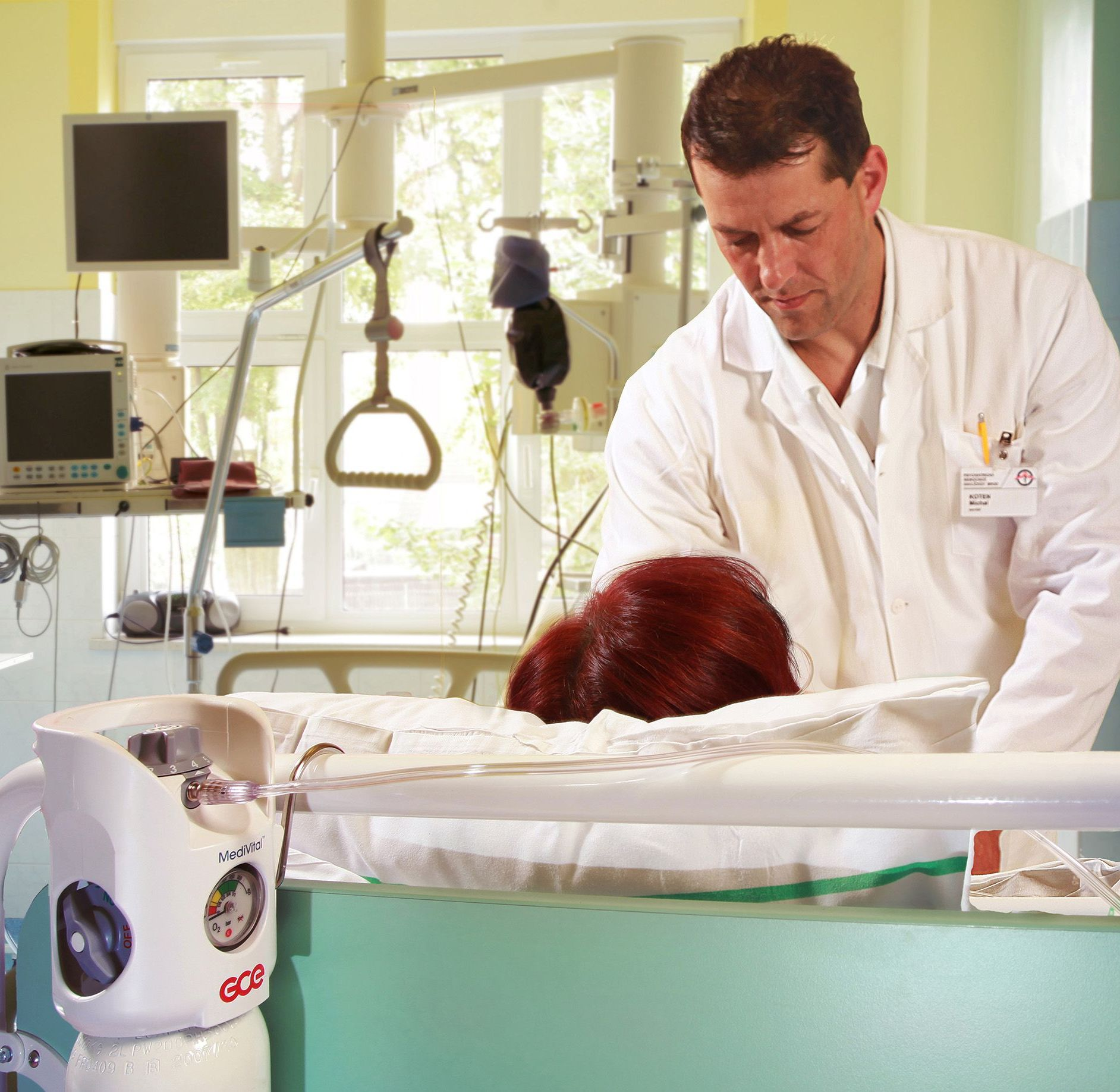 Hospital Wards page image