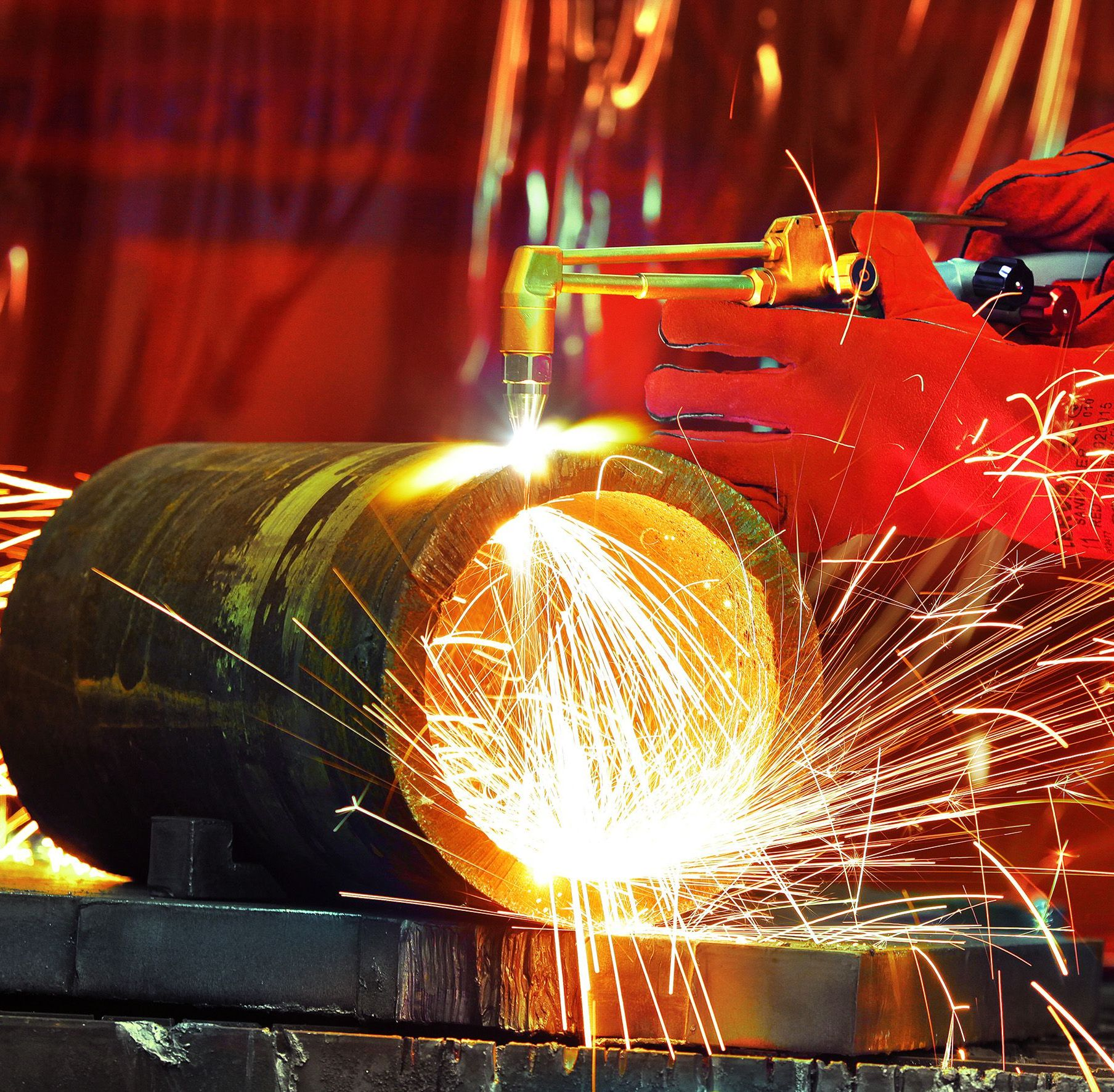 Steel Fabrication page image
