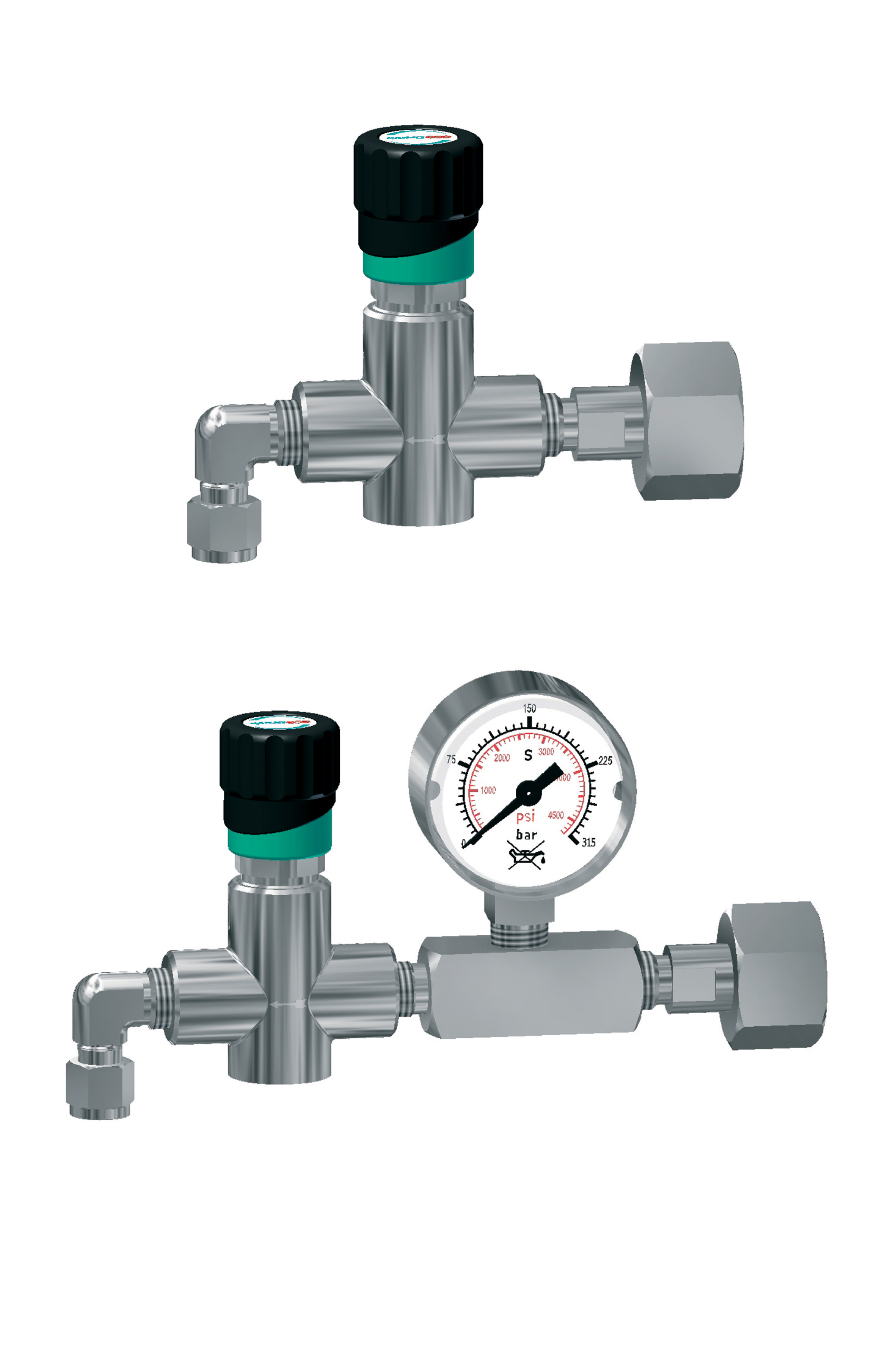 CYLINDER CONNECTION VALVES FAV 500-36/-37 page image