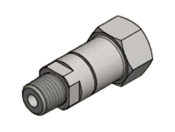 NON RETURN VALVE STAINLESS STEEL page image