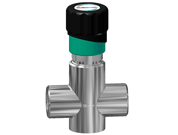 DIAPHRAGM REGULATING VALVES MVR-A 500 G page image
