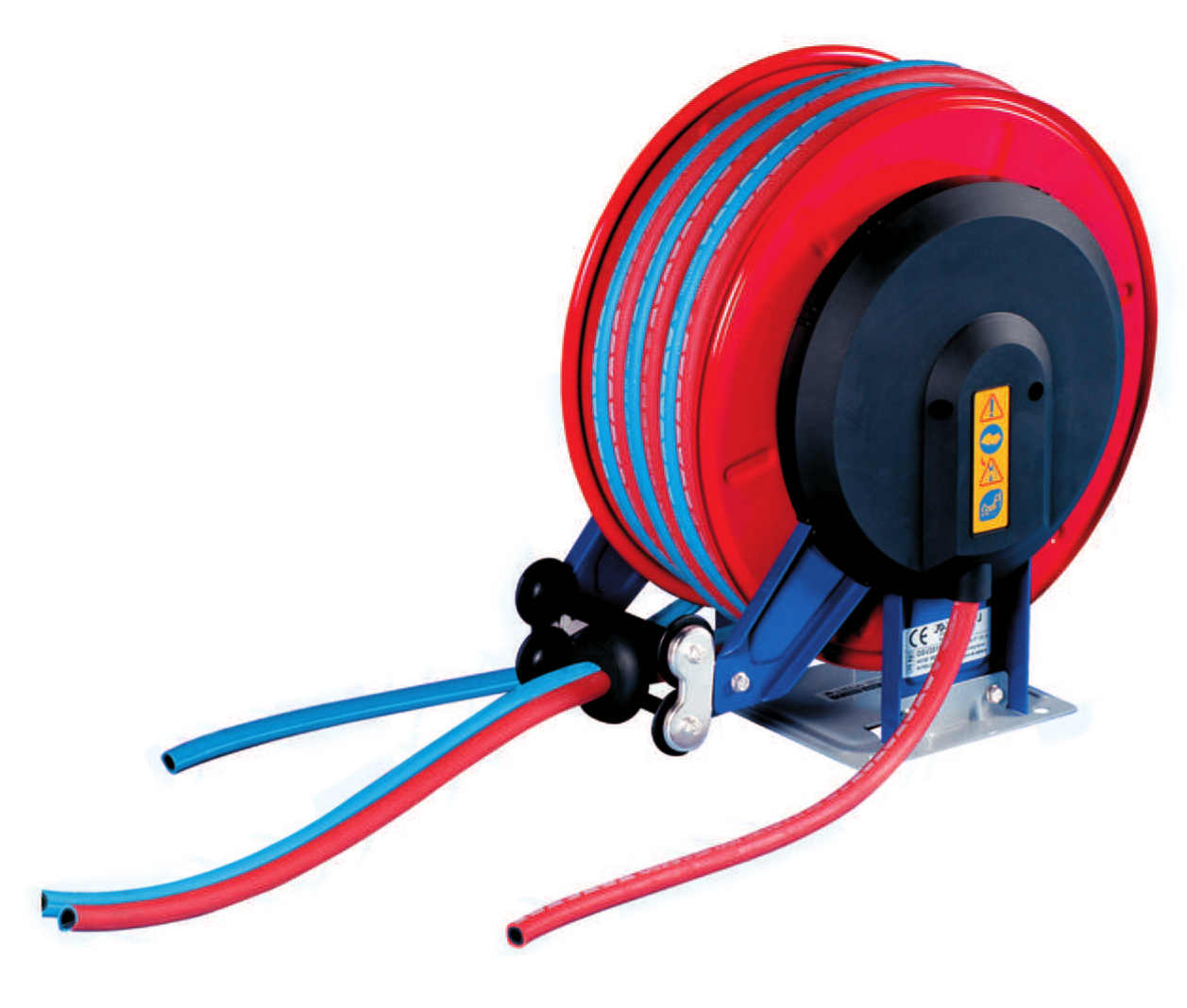 GAS WELDING HOSE REELS page image