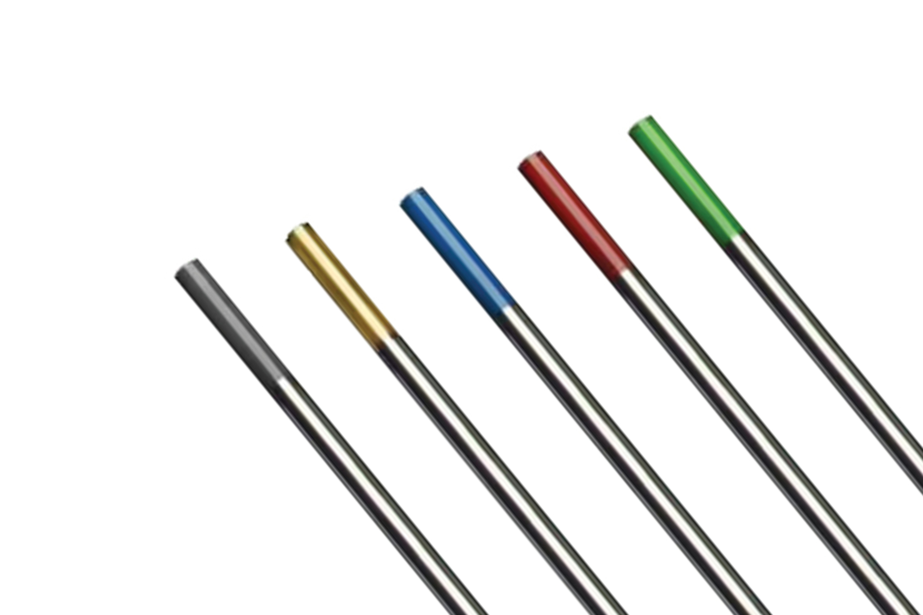 TUNGSTÈNE ELECTRODES page image