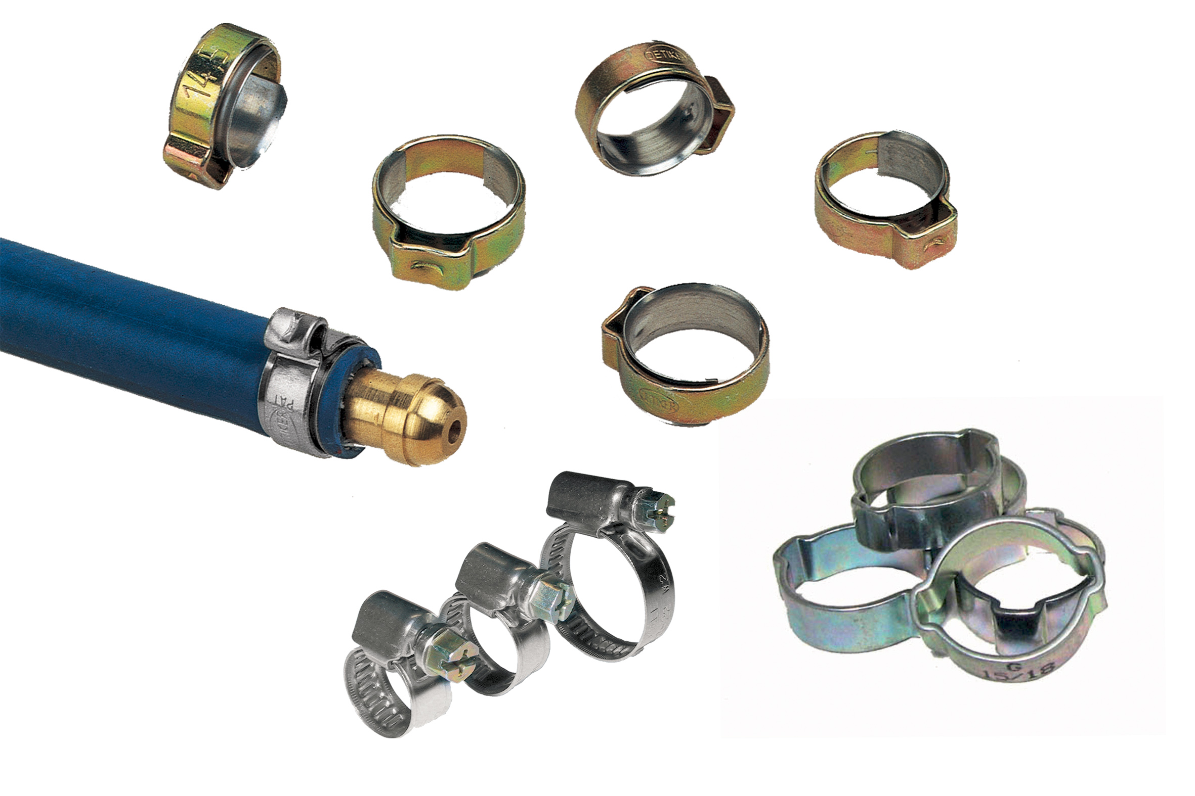 HOSE CLIPS page image