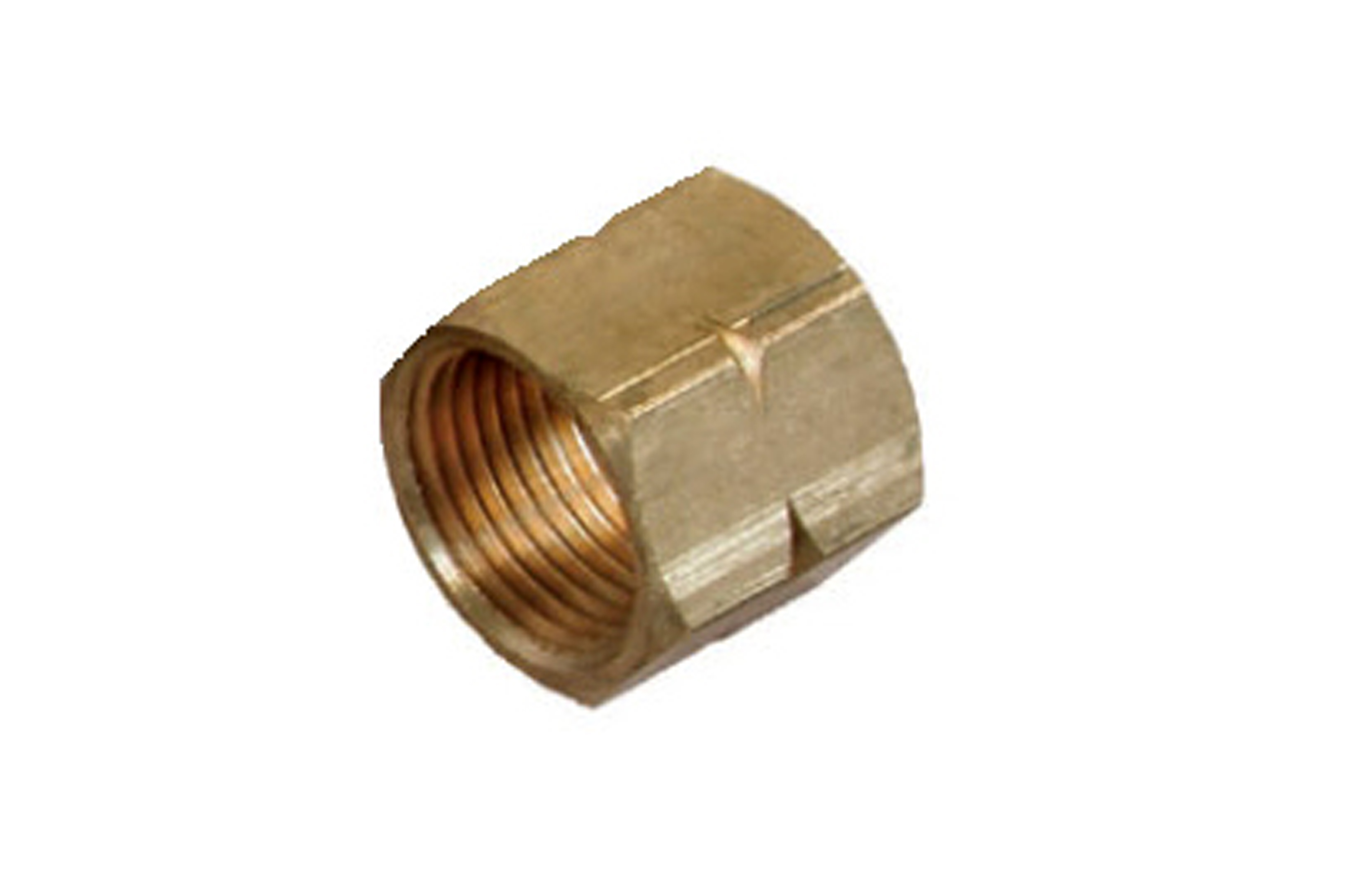 CONNECTING NUTS MADE OF BRASS DIN EN 560 page image