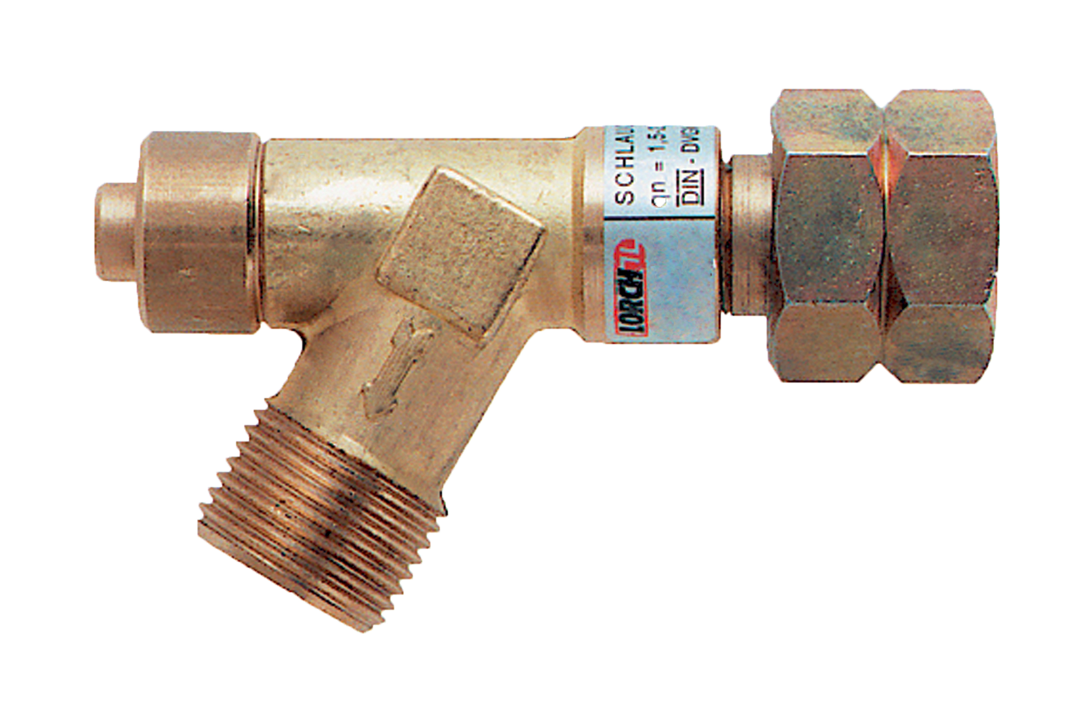 HOSE BREAK VALVE SBS page image