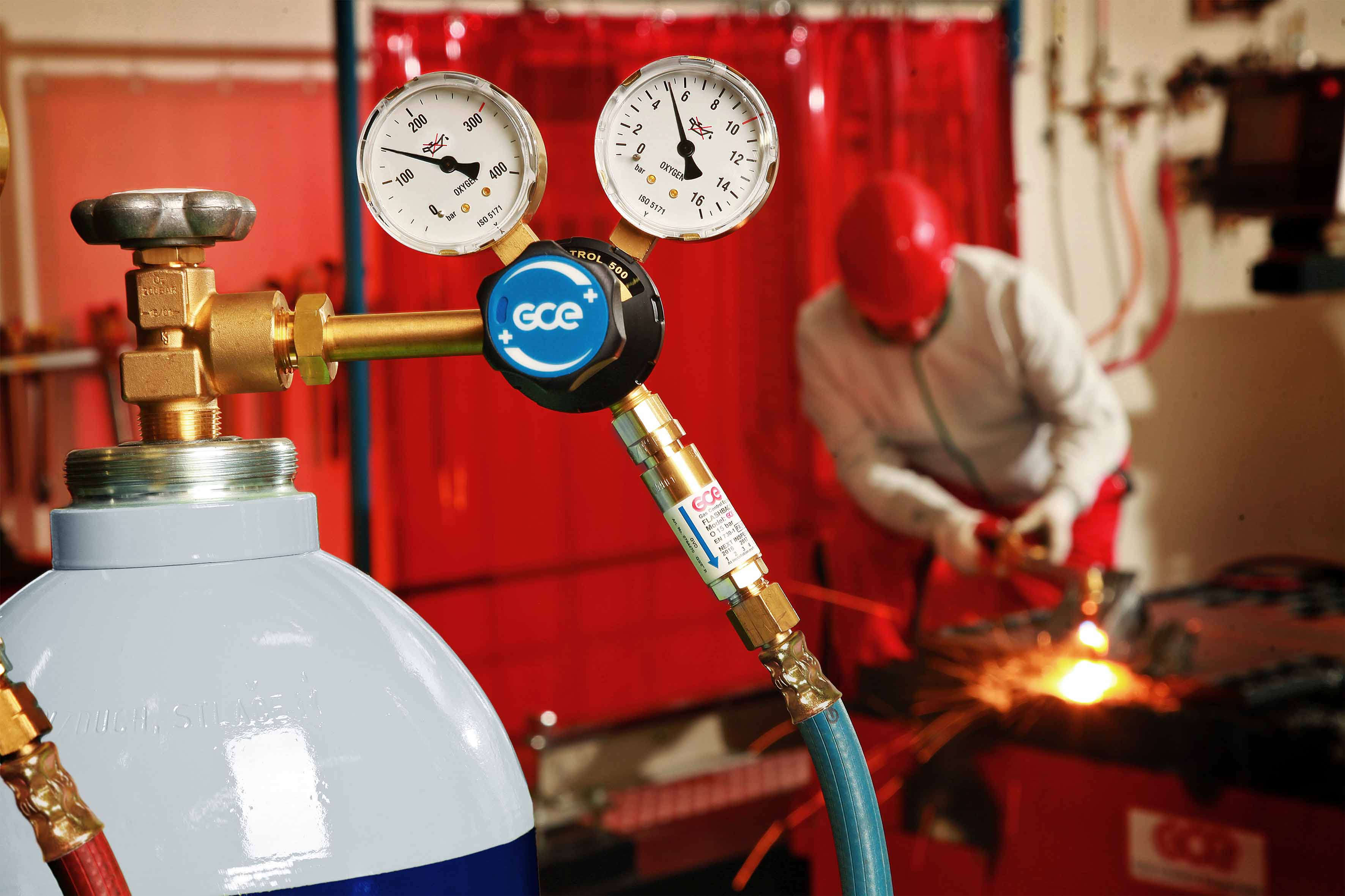 Unicontrol from gce group leading manufacturer of gas - Regulador de gas ...