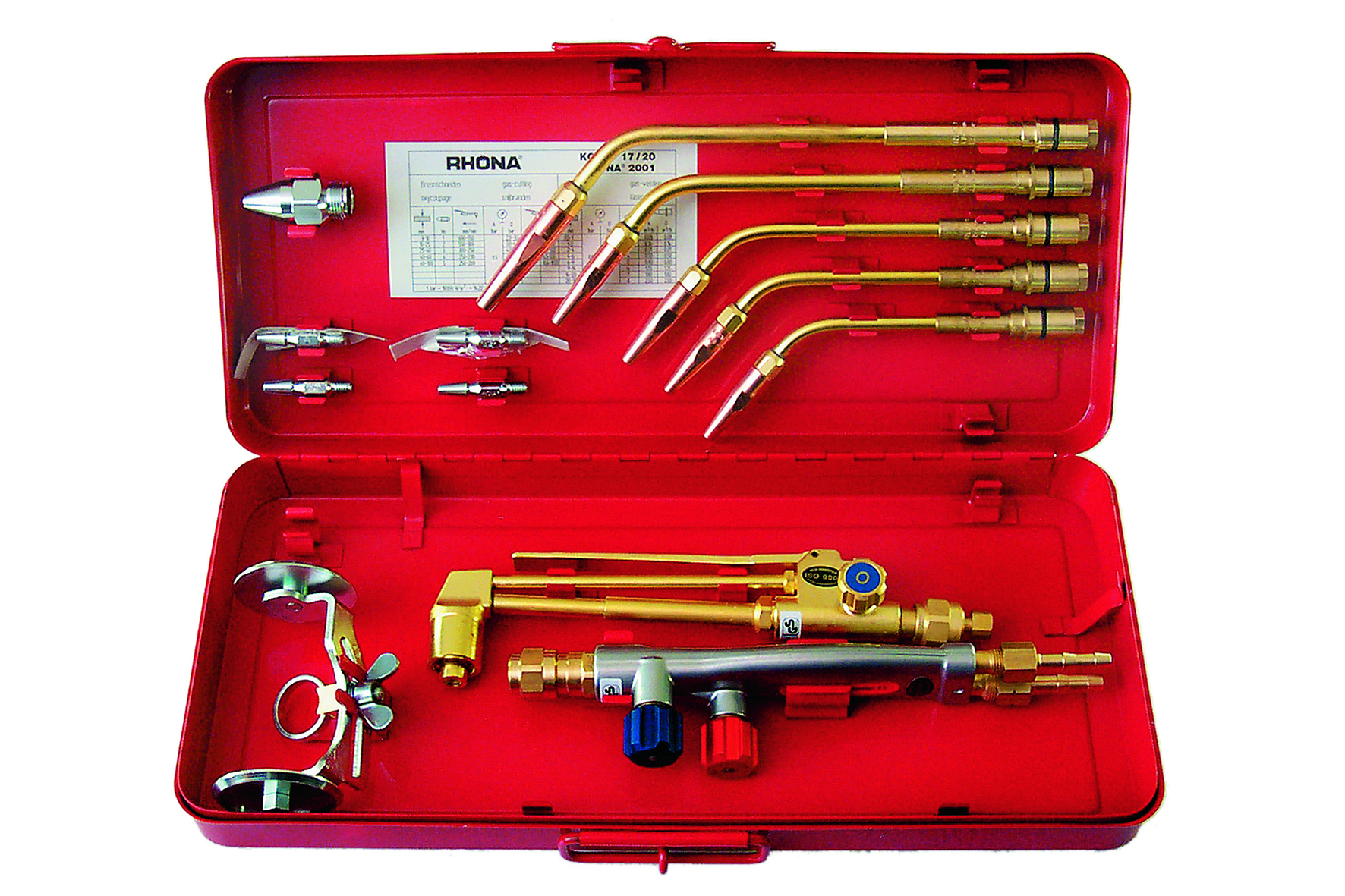 CUTTING&WELDING SET K17 page image