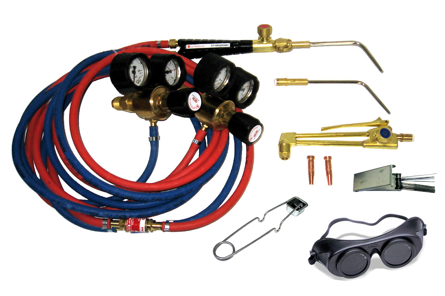 WELDING SET MINIDAVE JETSOUD page image