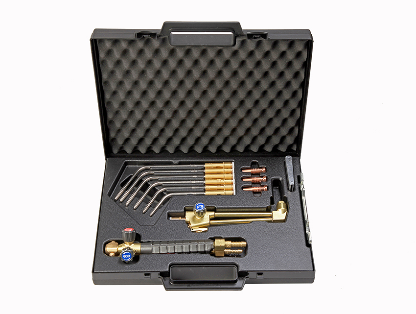 CUTTING&WELDING SET X11 GCE page image