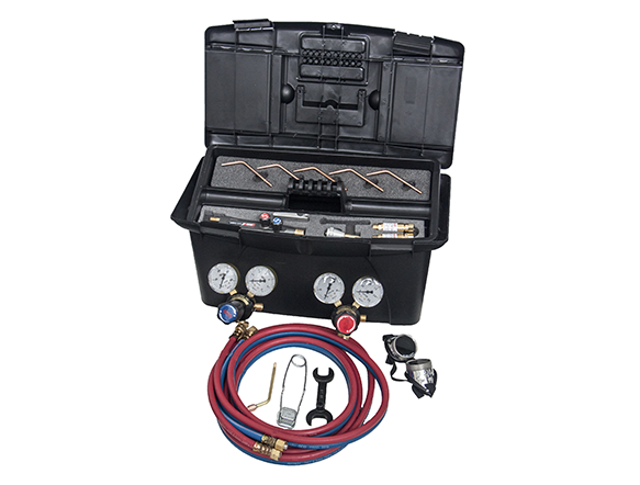 GCE X10™ ORBIT Mapp Welding Set Outfit page image