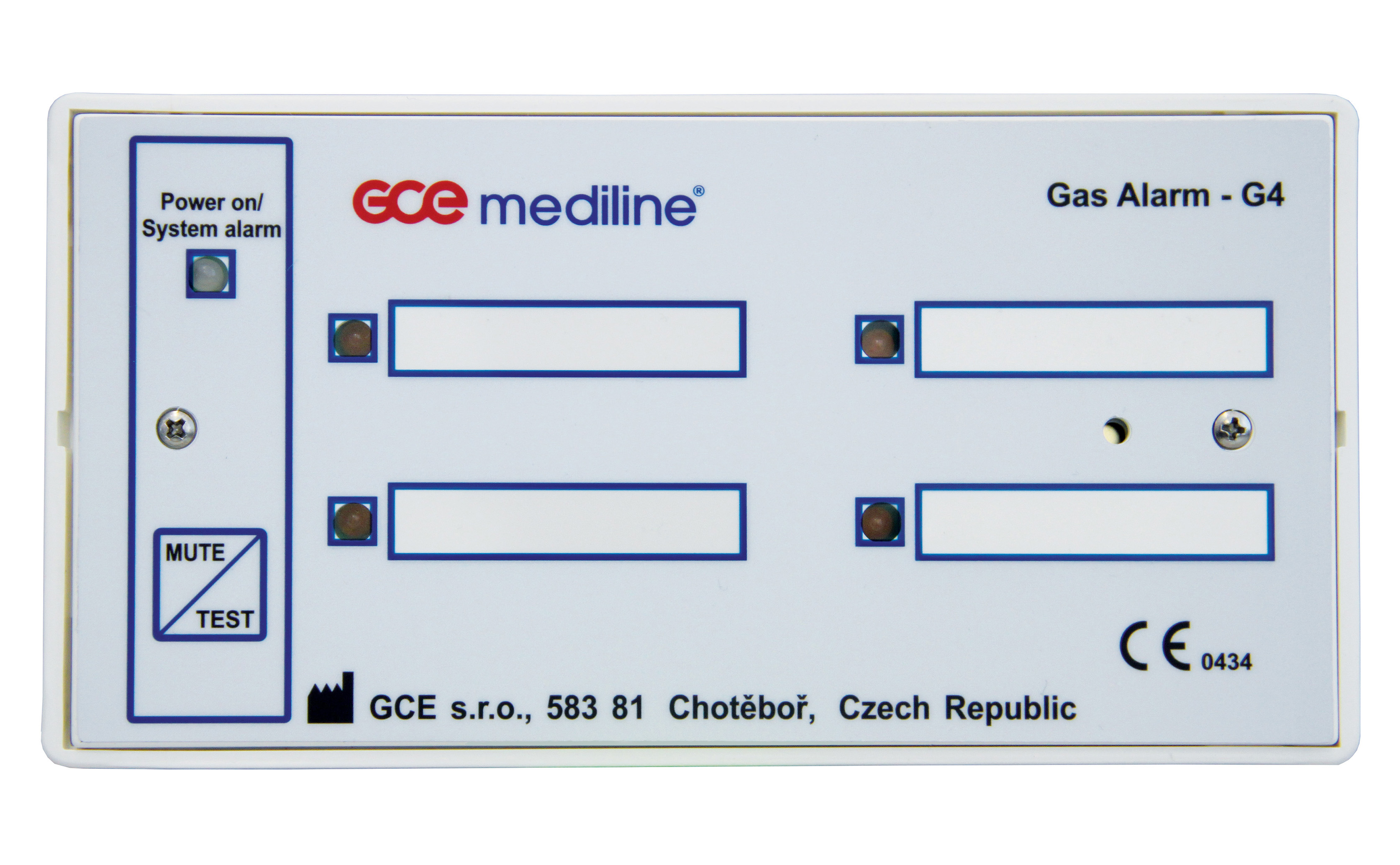 Gas Alarms page image