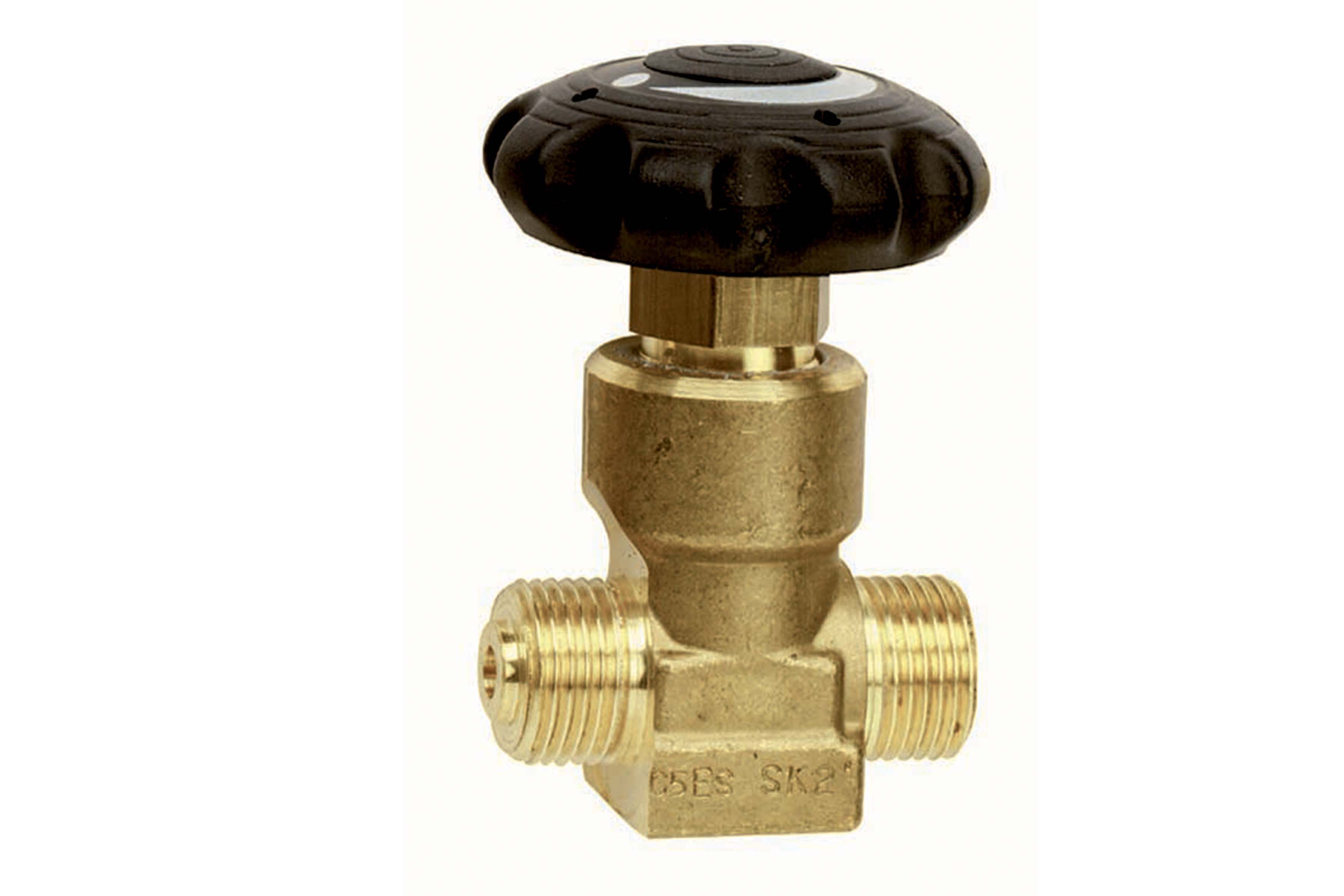 High pressure valves bar from gce group leading