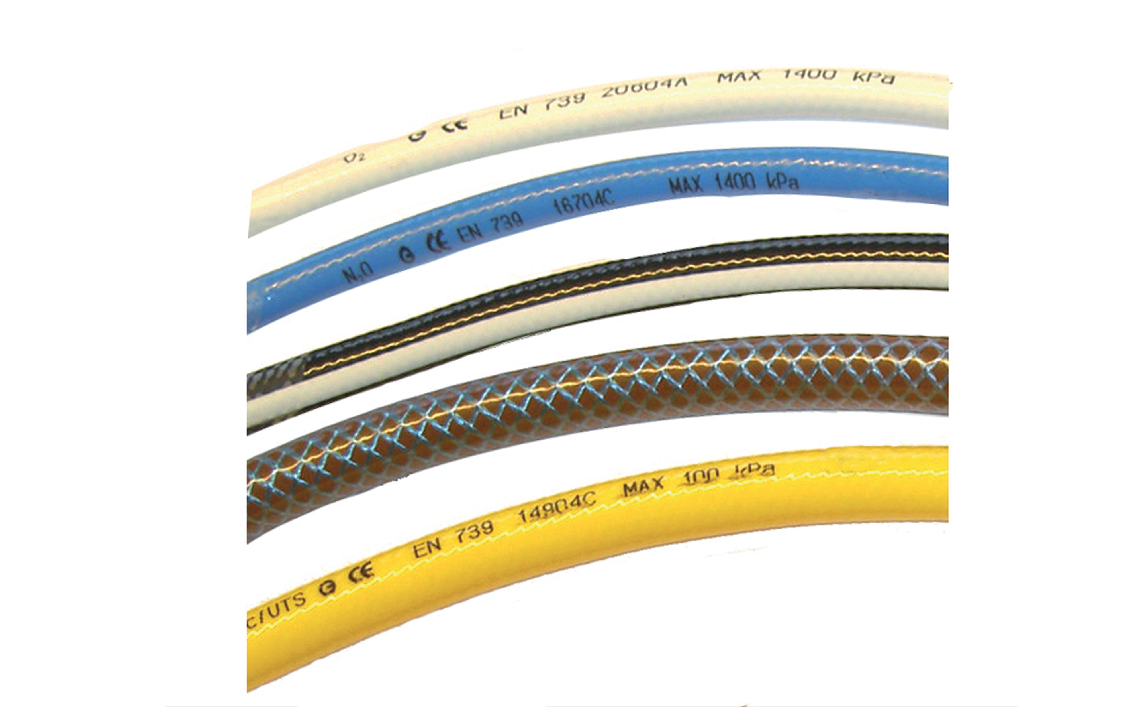 LOW PRESSURE HOSES page image