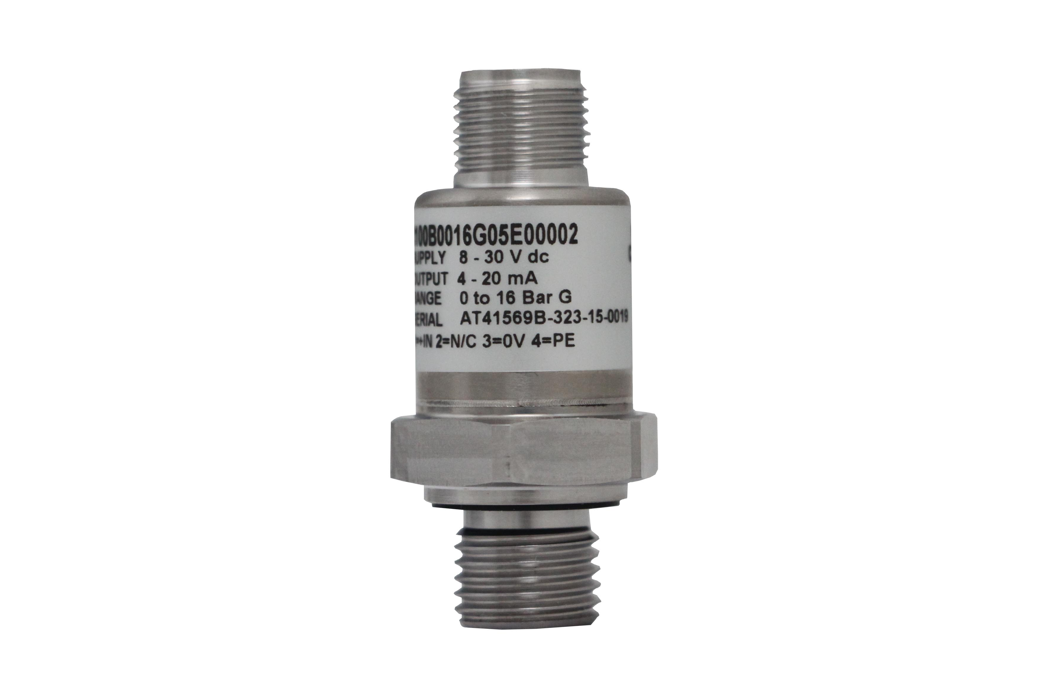 PRESSURE TRANSMITTER 4-20mA page image