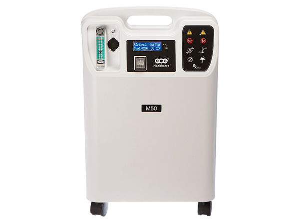 M50 Stationary Oxygen Concentrator page image