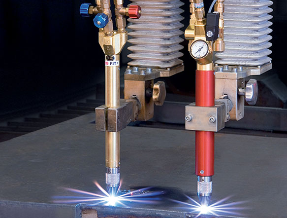 Machine Cutting Torches page image