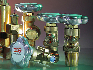 New range of valves page image