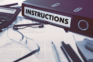 Instruction for Use page image