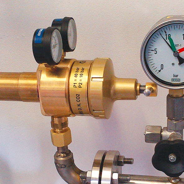 Low Pressure Line Regulators