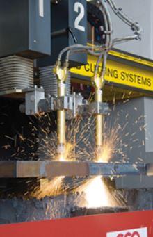 Machine Cutting Image