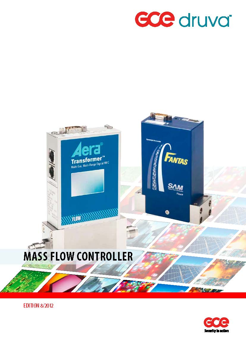 Mass Flow Controller To A Few Different Temperatures Verify The Accuracy All Gce Mfc Catalogue