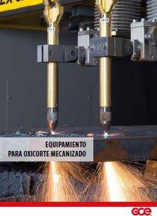 Catálogo Oxicorte Mecanizado