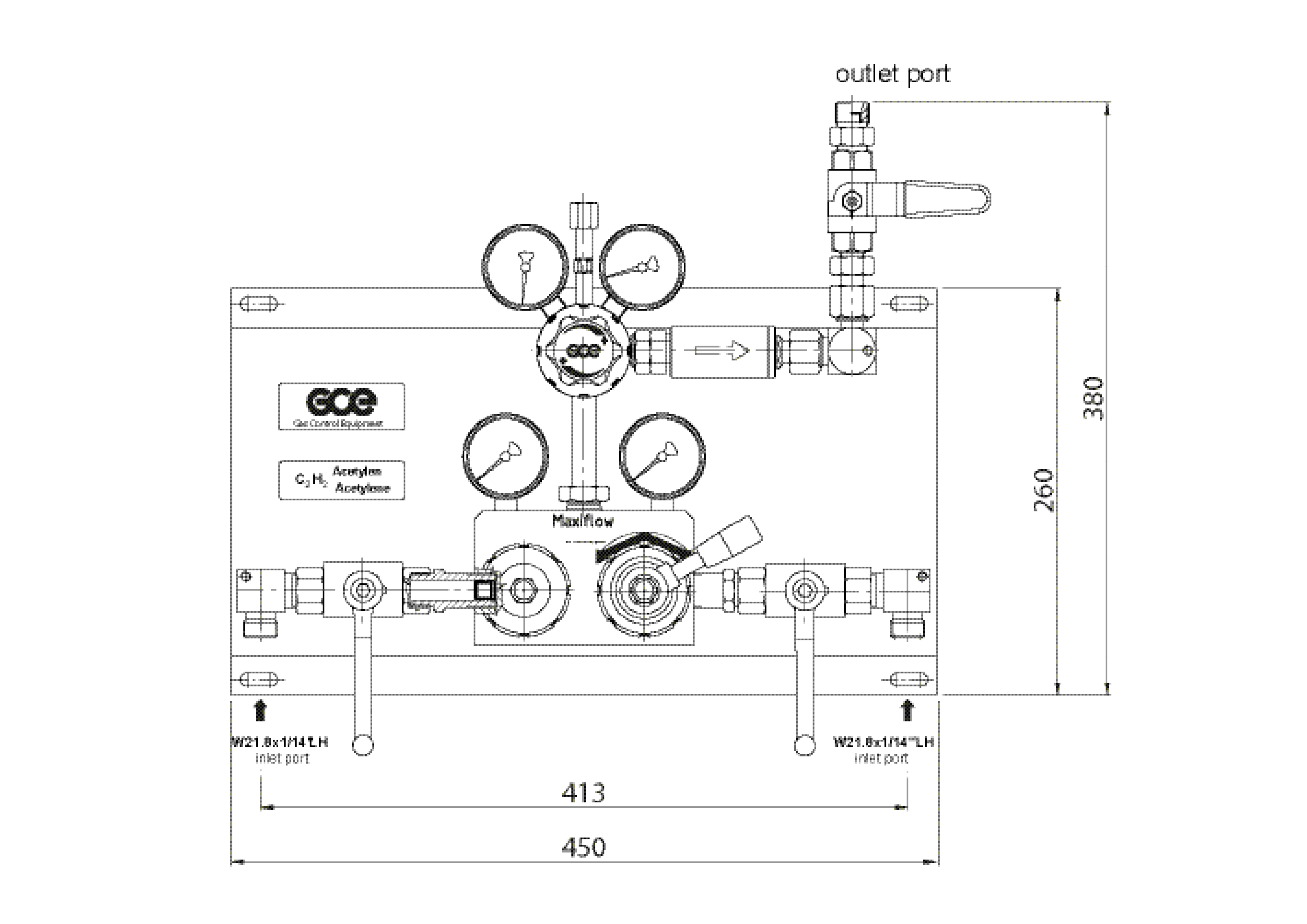 wall panel technical drawings